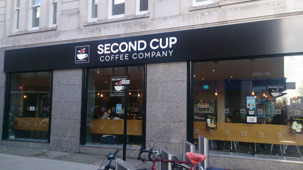 Second Cup, Southampton